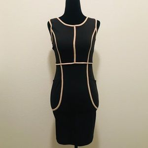 Vanilla Bay little black dress, size small